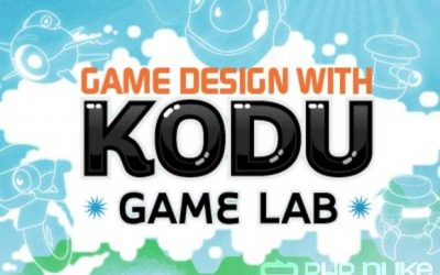 6 to 8 Years – Game Design in Kodu Game Labs Module 1